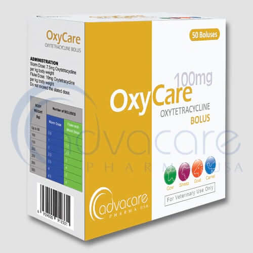 Oxytetracycline Boluses Manufacturer 1