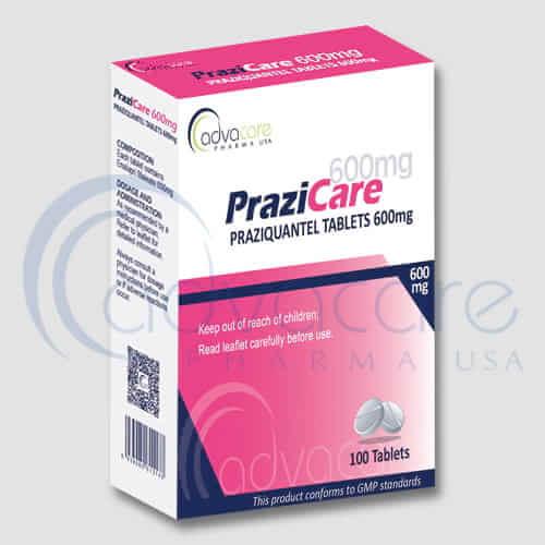 Praziquantel Tablets Manufacturer 1