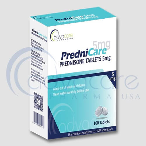 Prednisone Tablets Manufacturer 1