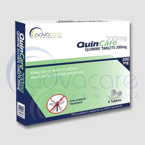 Quinine Sulfate Tablets