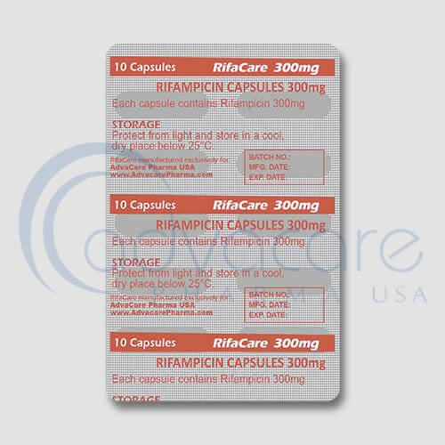 Rifampicin Capsules Manufacturer 3