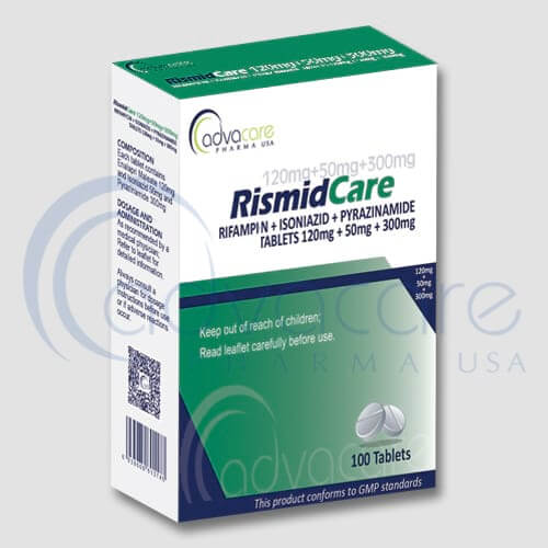 Rifampin Isoniazid Pyrazinamide Tablets