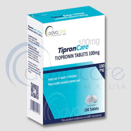 Tiopronin Tablets Manufacturer 1