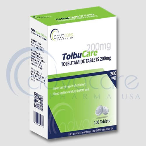 Tolbutamide Tablets