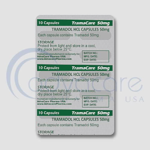 Tramadol HCL Capsules Manufacturer 2