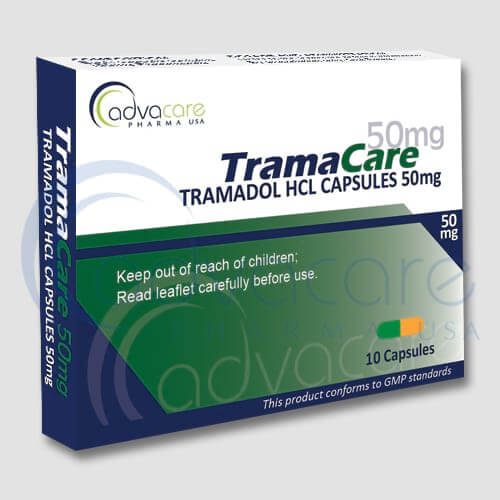 Tramadol HCL Capsules
