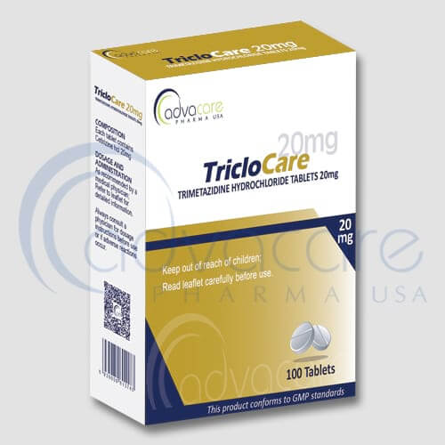 Trimetazidine HCL Tablets Manufacturer 1