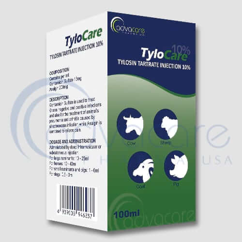 Tylosin Tartrate Injection
