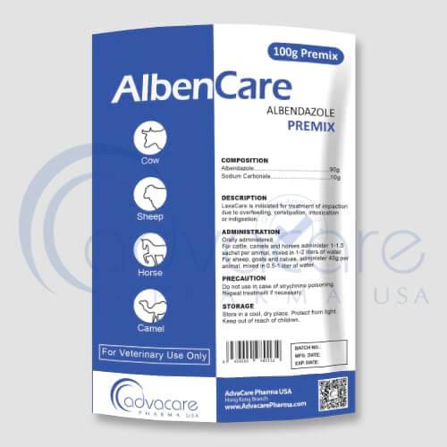 Albendazole Premix