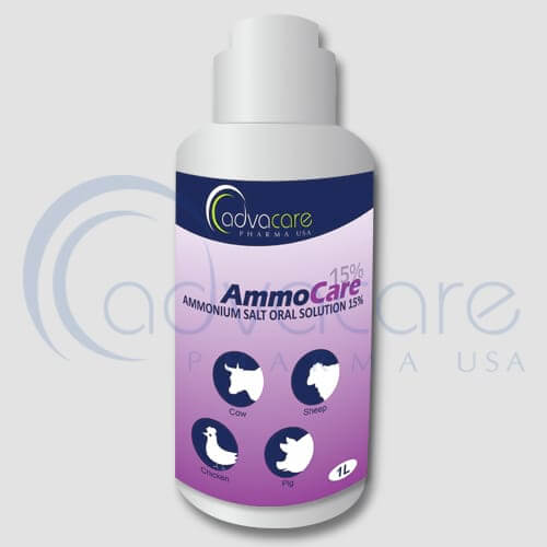 Ammonium Salt Oral Solution Manufacturer 1