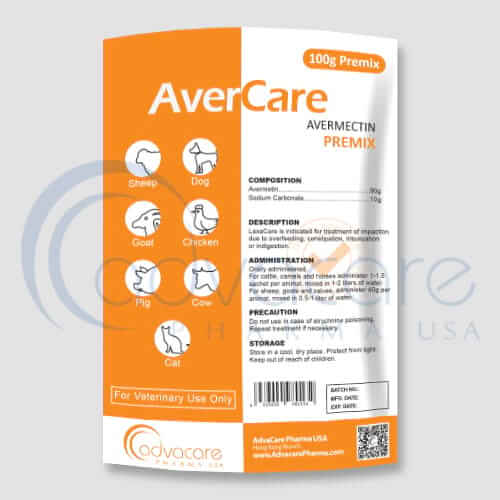 Prémix d'avermectine