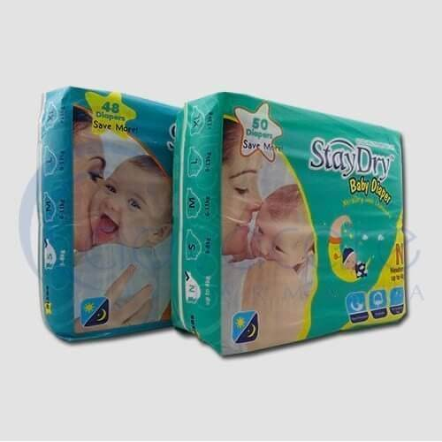 Baby Diapers Manufacturer 2