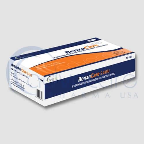 Poudre pour injection de pénicilline de benzathine