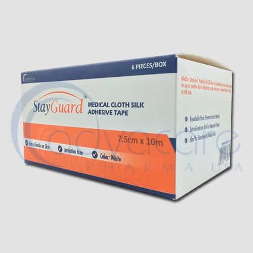 Medical Cloth Silk Adhesive Tape Manufacturer 2