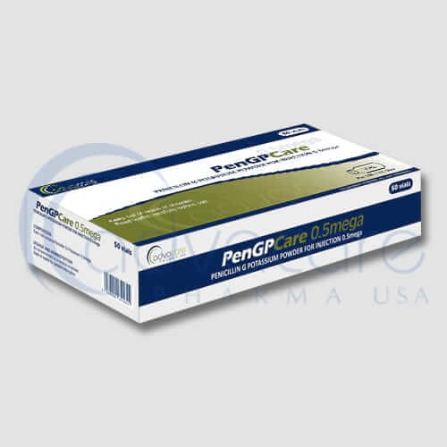 Penicillin G Potassium Powder for Injection Manufacturer 1