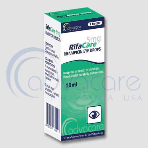 Rifampicin Eye Drops