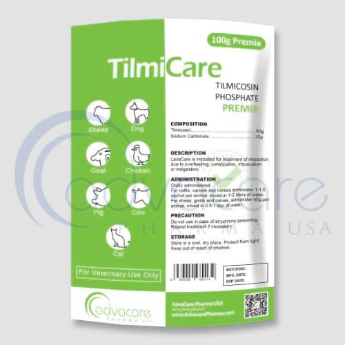 Tilmicosin Phosphate Premix Manufacturer 1