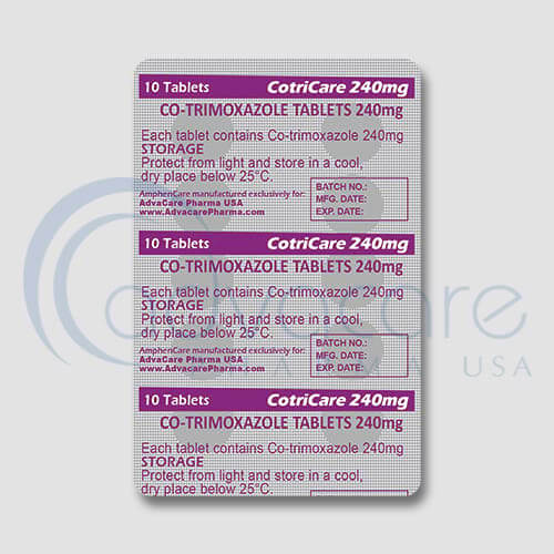 Co-trimoxazole Tablets Manufacturer 3