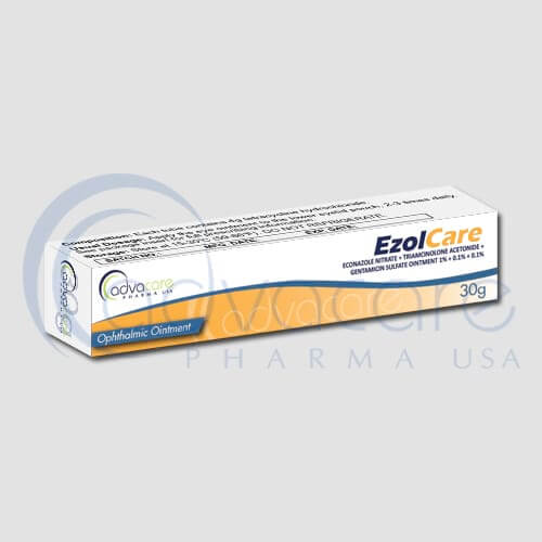 Econazole Nitrate Ointment