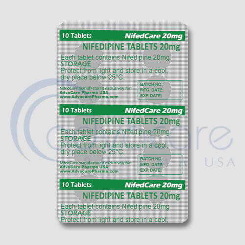Nifedipine Tablets Manufacturer 3