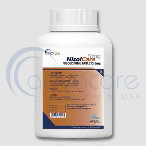 Nisoldipine Tablets Manufacturer 2