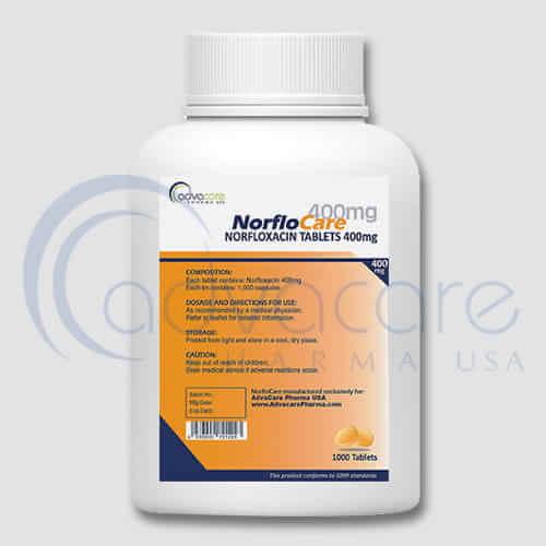 Norfloxacin Tablets Manufacturer 2