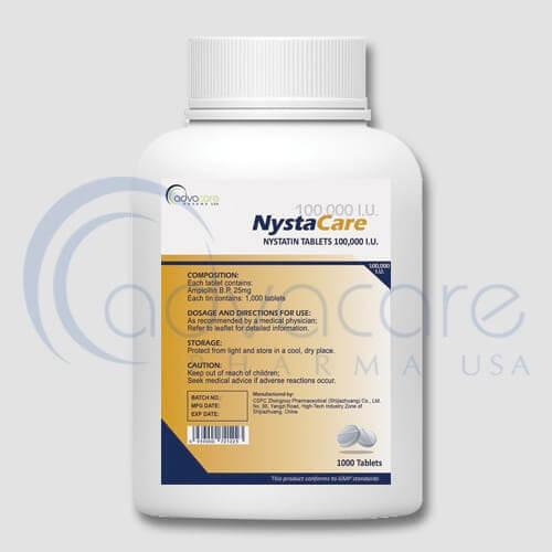 Nystatin Tablets Manufacturer 2
