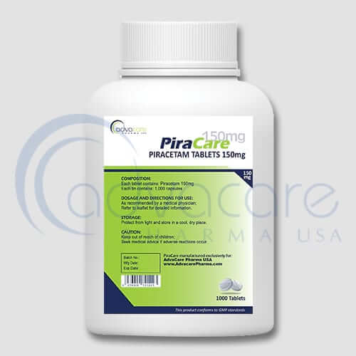 Piracetam Tablets Manufacturer 2