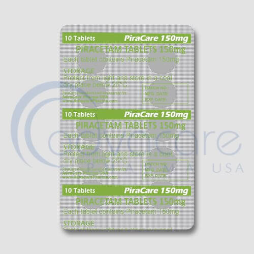 Piracetam Tablets Manufacturer 3