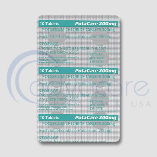 Potassium Chloride Tablets Manufacturer 3