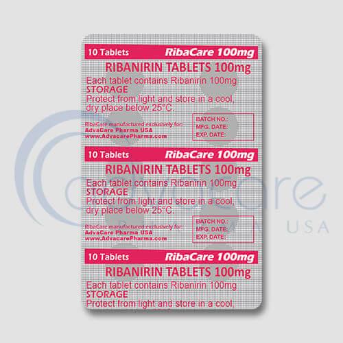 Ribavirin Tablets Manufacturer 3