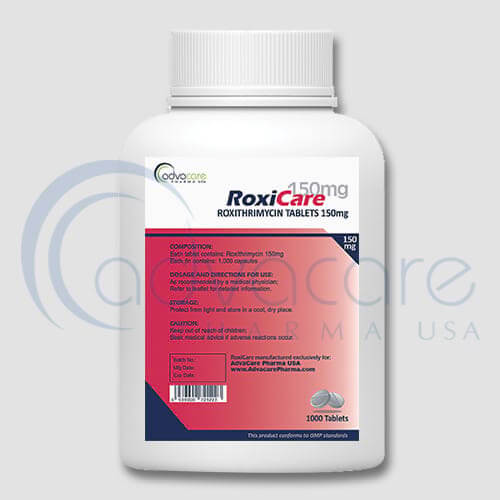 Roxithromycin Tablets Manufacturer 2