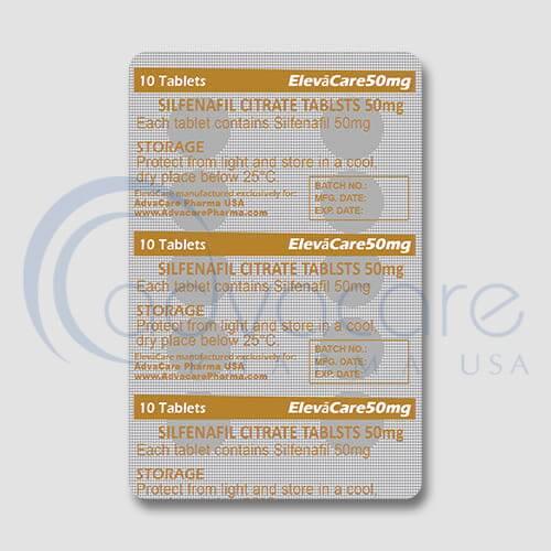 Sildenafil Citrate Tablets Manufacturer 3