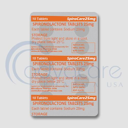 Spironolactone Tablets Manufacturer 3