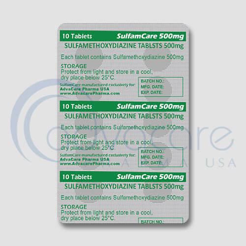 Sulfamethoxydiazine Tablets Manufacturer 3