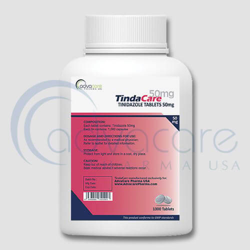 Tinidazole Tablets Manufacturer 2