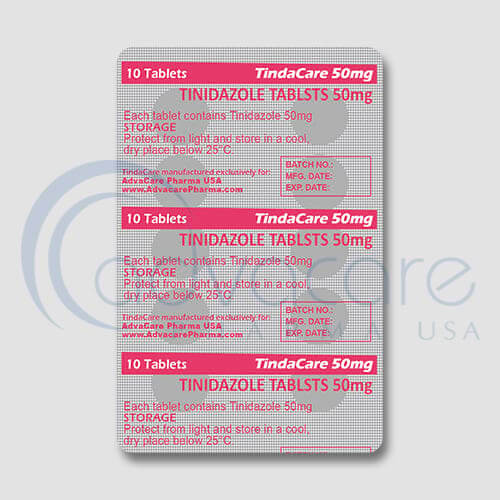 Tinidazole Tablets Manufacturer 3