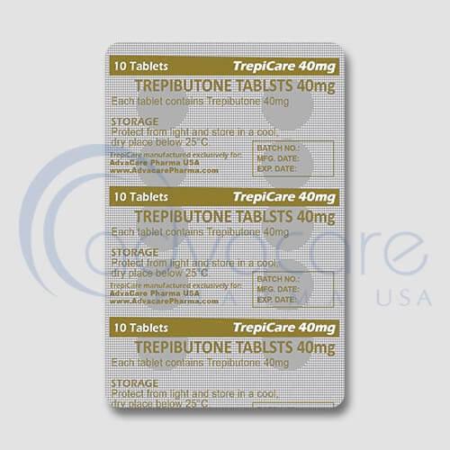 Trepibutone Tablets Manufacturer 3