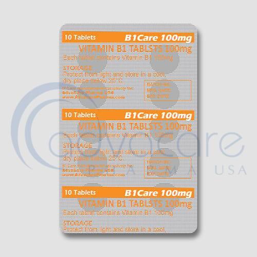 Vitamin B1 (Thiamine) Tablets Manufacturer 3