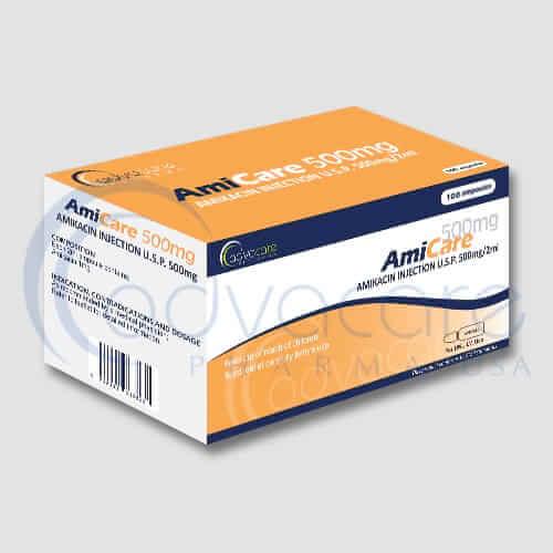 Amikacin Injections Manufacturer 2