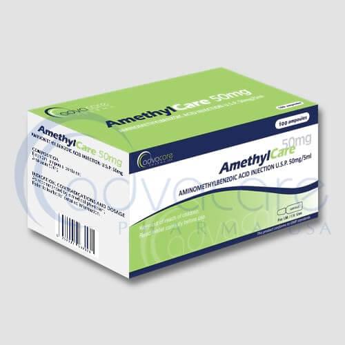 Aminomethylbenzoic Acid Injections Manufacturer 2