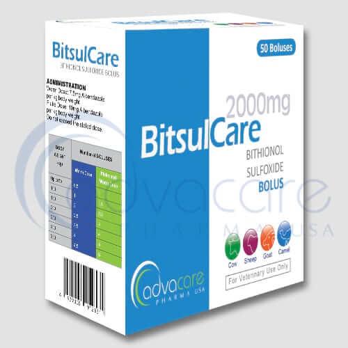 Bithionol Sulfoxide Boluses Manufacturer 1