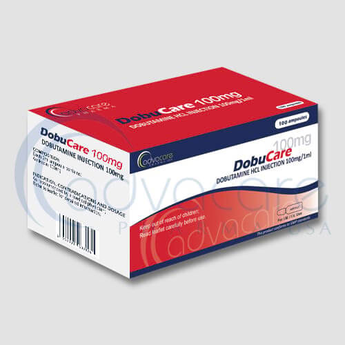 Dobutamine HCL Injections Manufacturer 2