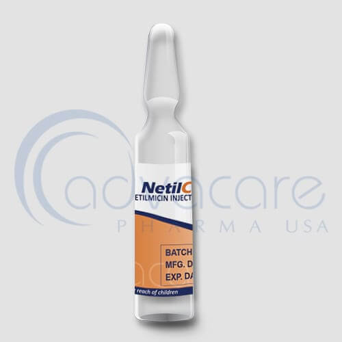 Netilmicin Sulfate Injections Manufacturer 3