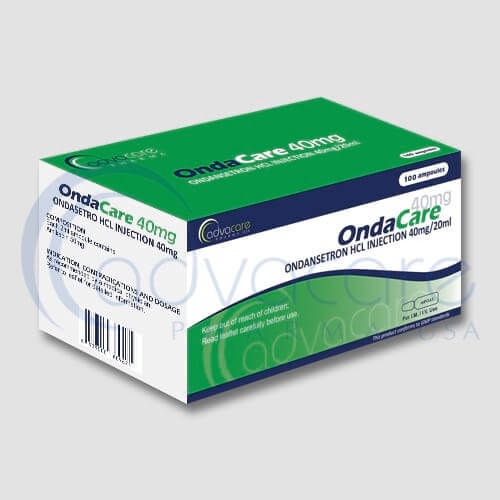Ondansetron HCL Injections Manufacturer 2