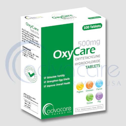 Oxytetracycline HCL Tablets