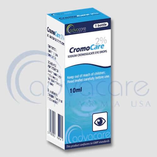 Sodium Cromoglicate Eye Drops Manufacturer 1