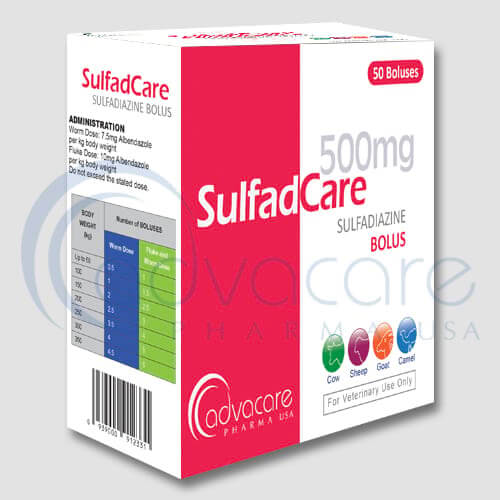 Bol de sulfadimidine