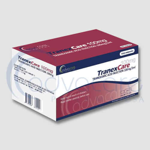 Tranexamic Acid Injections Manufacturer 2