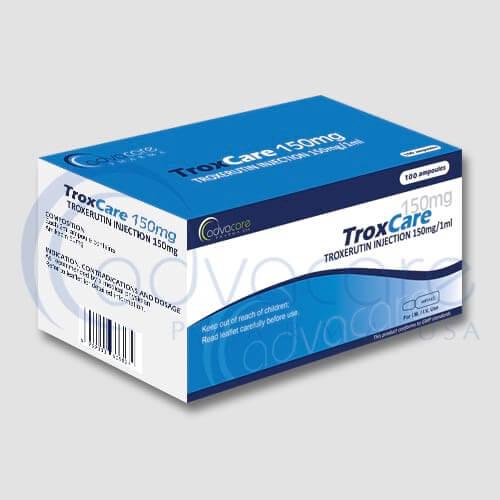 Troxerutin Injections Manufacturer 2